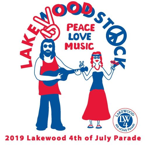 July 4 - Lakewood parade